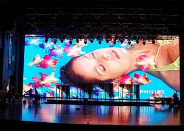 Stage Rental Display Professional Manufacturer Panel P4 Indoor Full Color LED Screen